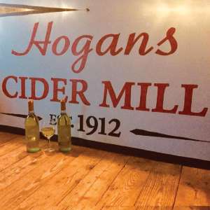 hogan cider mill